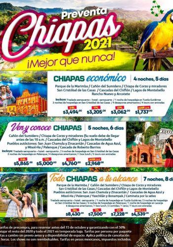 Visita Chiapas