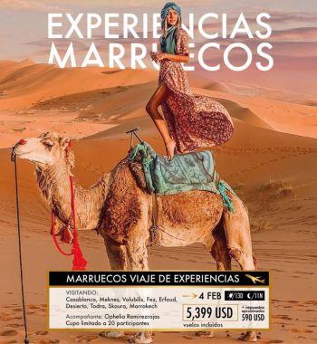 Experencias en Marruecos